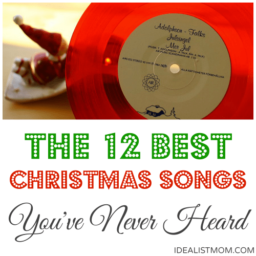 The 12 Best Christmas Songs You've Never Heard