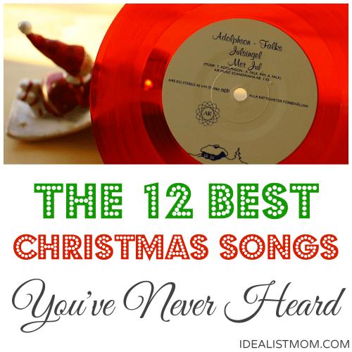 The 12 Best Christmas Songs You've Never Heard