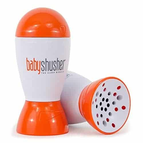 Funny baby shower gifts: The baby shusher