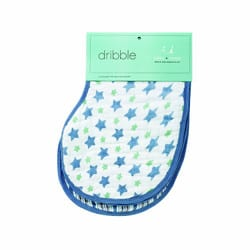 Add new burp cloths to your second baby registry