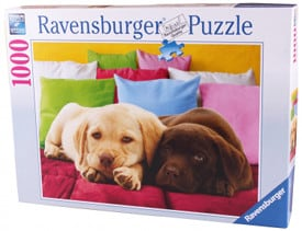 Puzzles: The Perfect Distraction From an Overdue Pregnancy