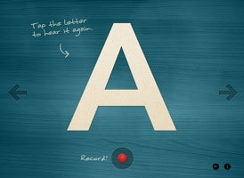 Intro to Letters - iPhone and iPad App