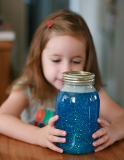 How to Handle Toddler Temper Tantrums - The Calm-Down Jar