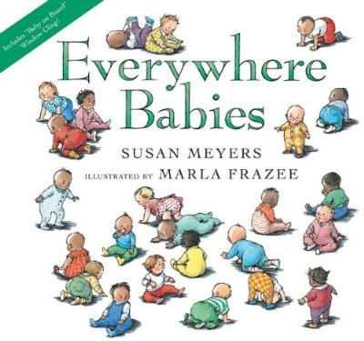 9 Books for Babies That Won't Make You Crazy - Everywhere Babies