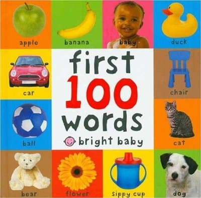 9 Books for Babies That Won't Make You Crazy - First 100 Words
