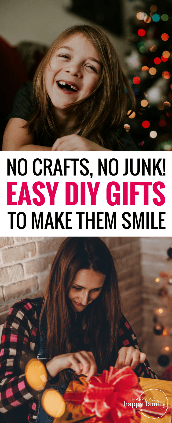 15 Fool-Proof DIY Christmas Gifts