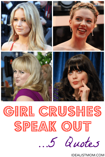 5 Swoon-Worthy Quotes From My Top Girl Crushes