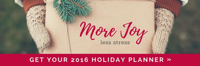 More Joy, Less Stress