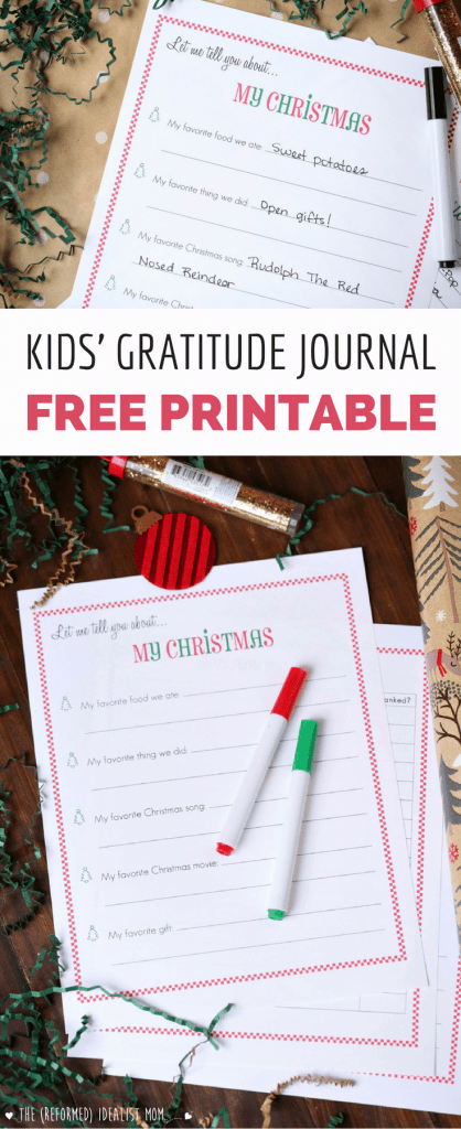 How to Guarantee Your Kid Has an Attitude of Gratitude