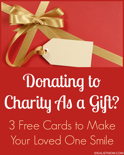 A charity gift card allows a gift giver to make a charitable donation that the gift recipient may direct to the charity of their choice. Although a charity gift card has many similarities to a store gift card, a charity gift card functions quite differently.