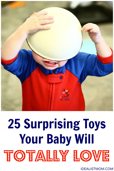 25 Surprising Toys Your Baby Will Totally Love