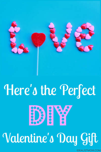 Here's the Perfect DIY Valentine's Day Gift