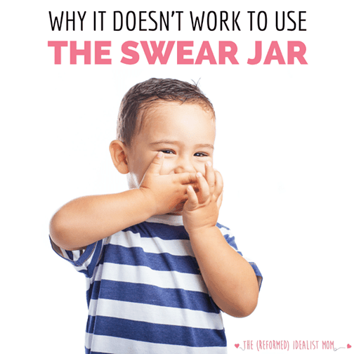 Why the Swear Jar Is the Wrong Fix for How to Stop Swearing