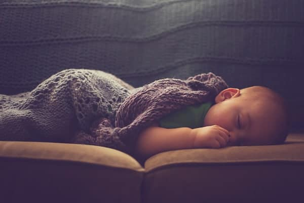 What to Do When Your Baby Won't Sleep