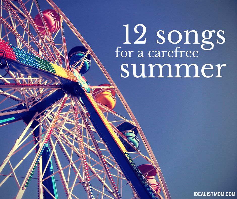 12 Songs for a Carefree Summer