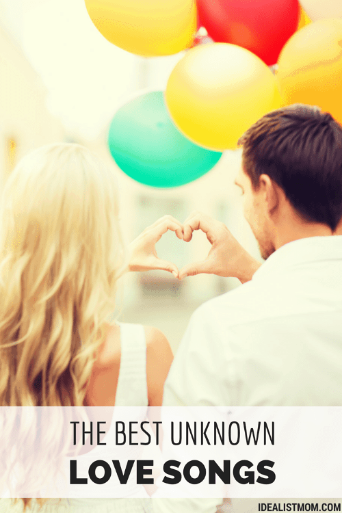 The Best Unknown Love Songs