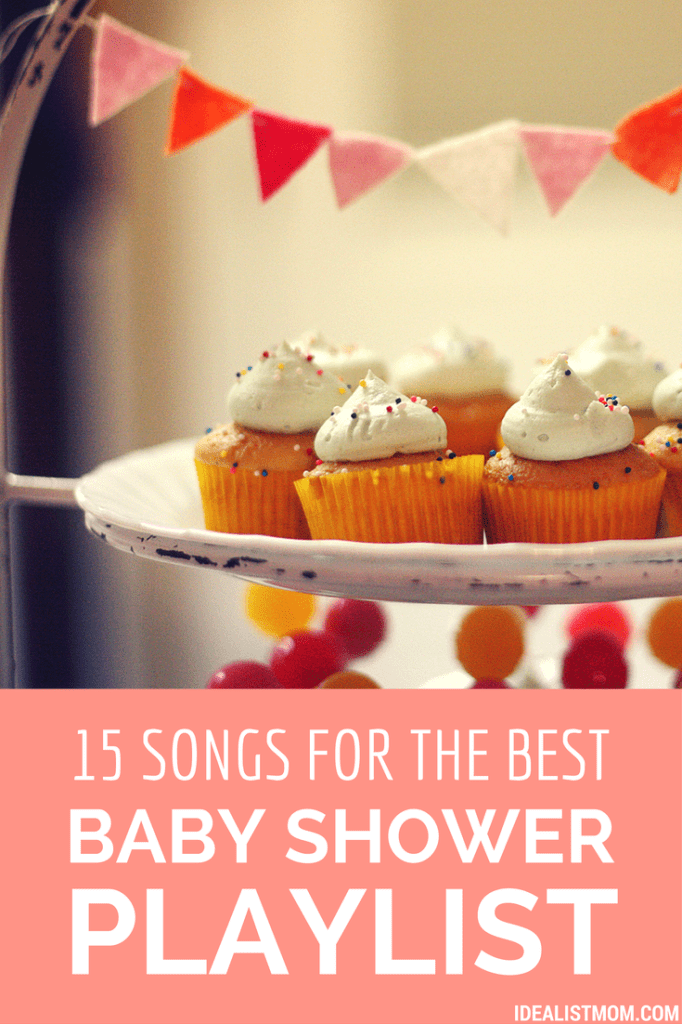 15 songs for the best ever baby shower playlist