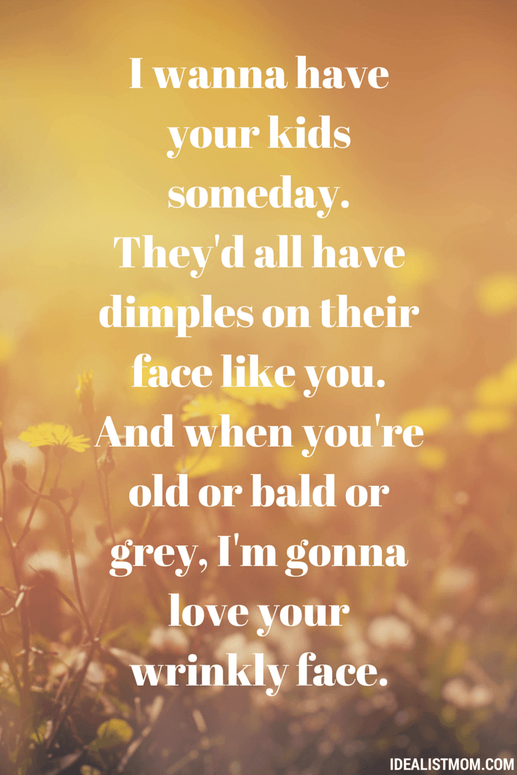 Love Your Kids Quotes 7 Beautiful Love Quotes  From The Best Unknown Love Songs
