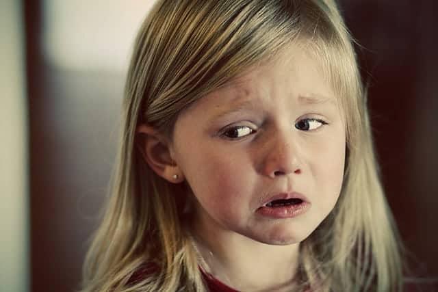 Anxious Child