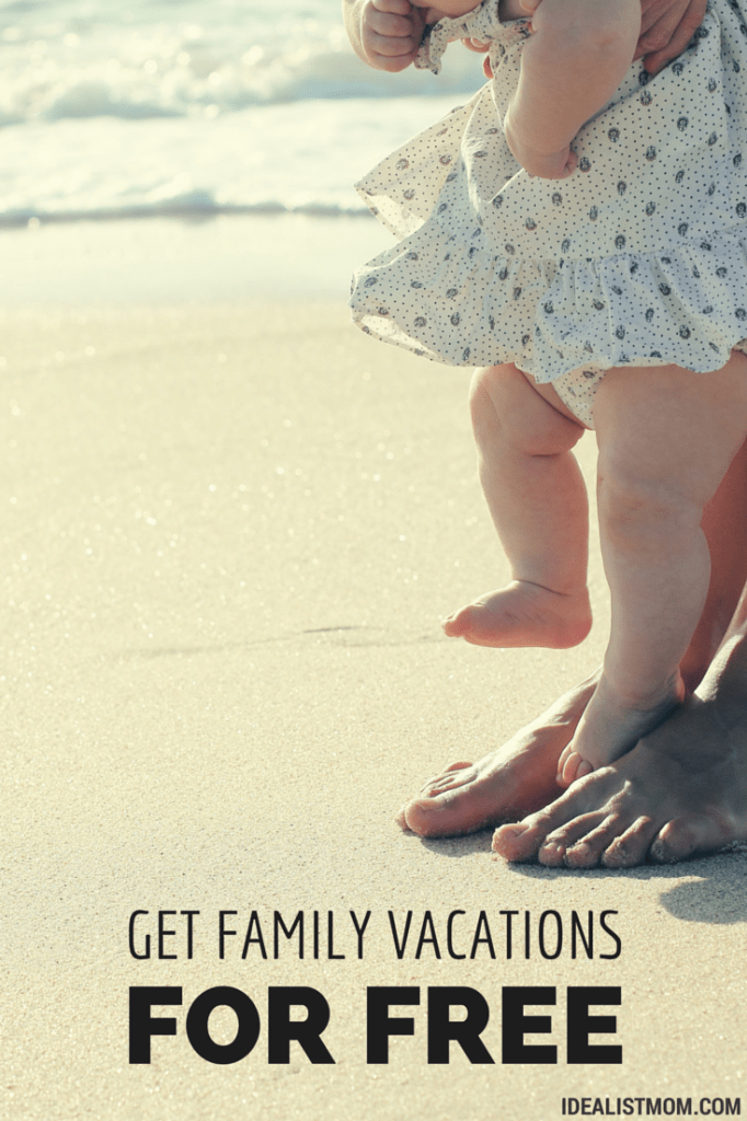 How to Get All Your Family Vacations for Free