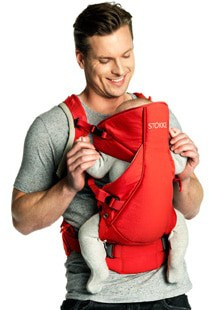 Baby Must Haves for Dad: Stokke MyCarrier