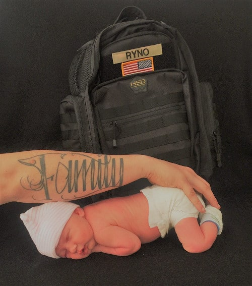 Baby Must Haves for New Dads: Diaper Bag