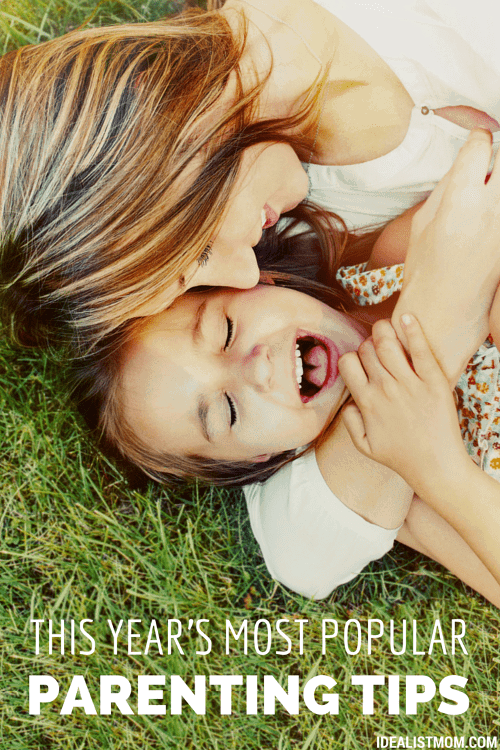 Most Popular Parenting Tips of 2014
