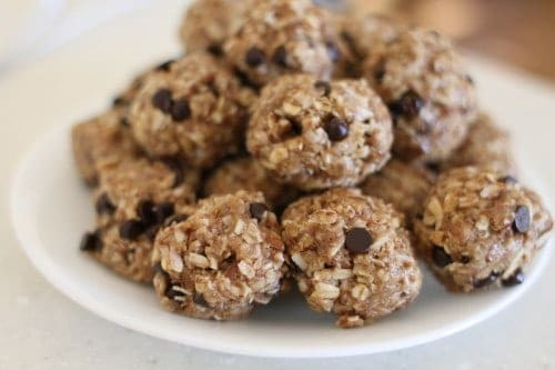 When You're Breastfeeding at Work, Refuel With Lactation Cookies