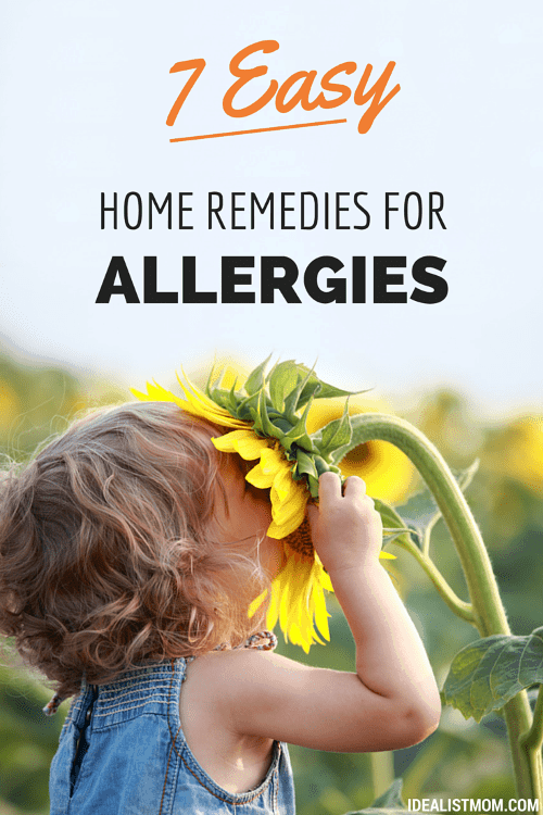 7 Easy Home Remedies for Allergies – That Actually Work