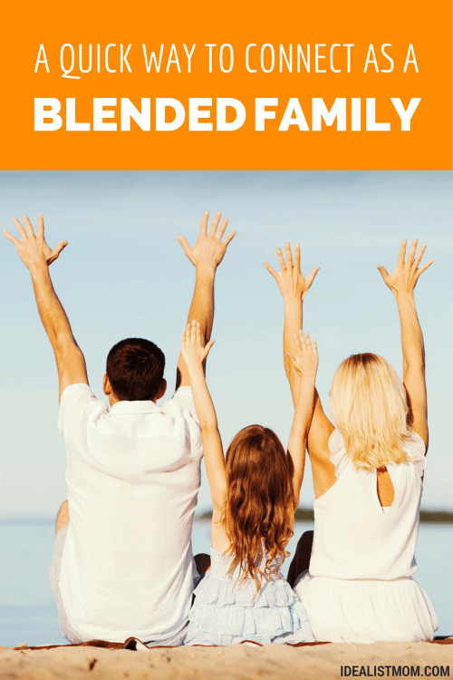creating a blended household by ann The blended feast is based in the belief that relationships are essential a blended family is together because of lovegiving them a place and a space to have a conversation about what each brings is important.
