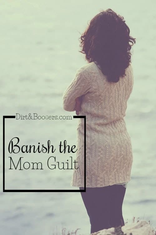 A Simple Trick to Banish Mom Guilt