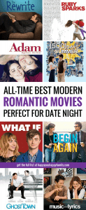 10 Best Modern Romantic Movies That Will Make You Smile