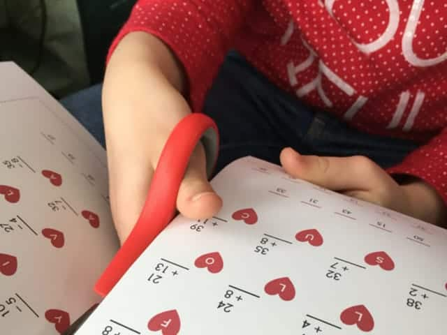 Simple Random Acts of Kindness for Kids of All Ages: Making Valentines