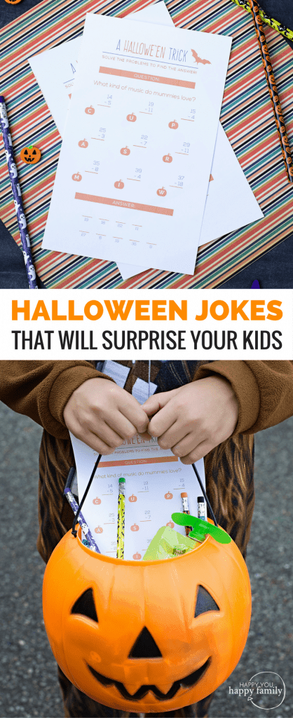 The Best Halloween Jokes for Kids That Will Make Them Smile