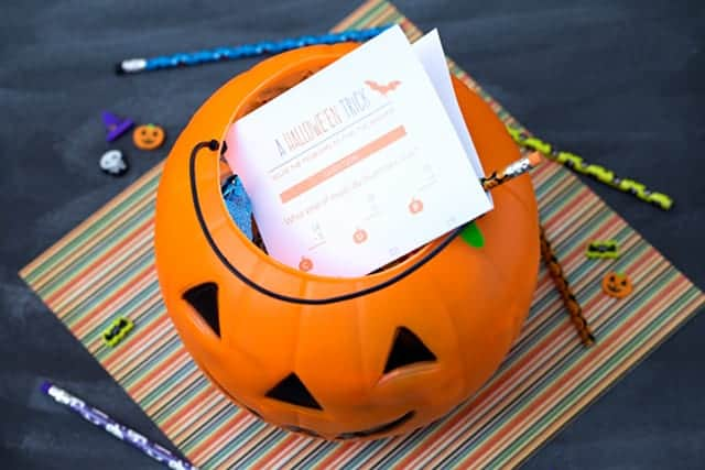 These Halloween jokes for kids are perfect for trick-or-treaters