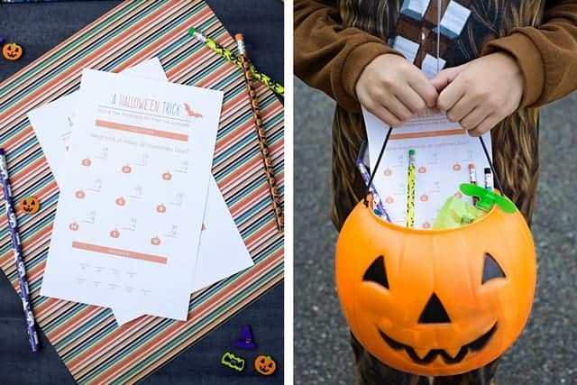 Pair these Halloween jokes for kids with candy for happy kids