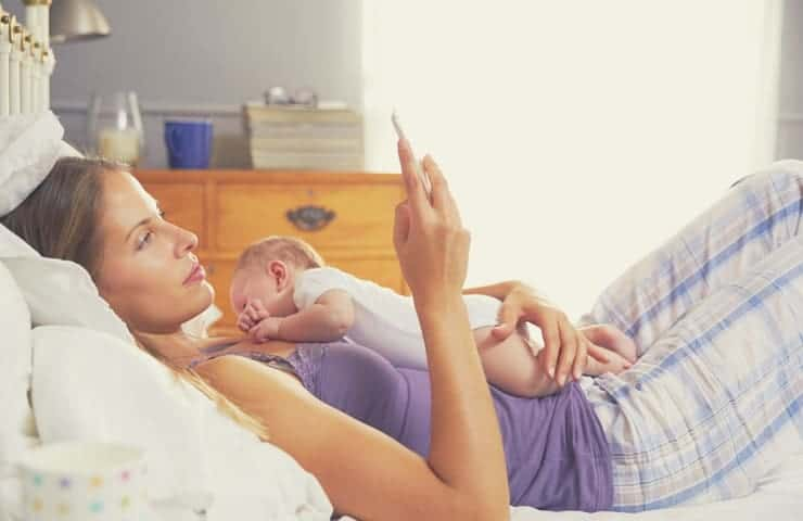 7 Things to Do When You're Stuck Under a Sleeping Baby