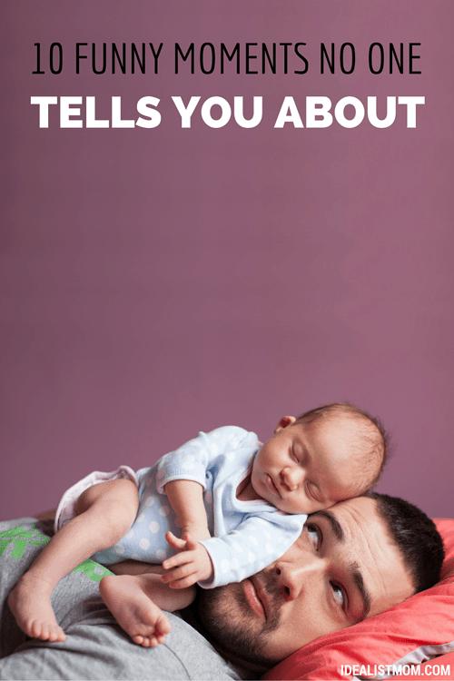10 Funny Parenting Stories No Parenting Book Prepares You For