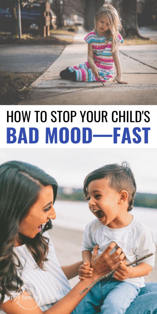 One Simple Question That Will Reset Your Kid's Bad Mood