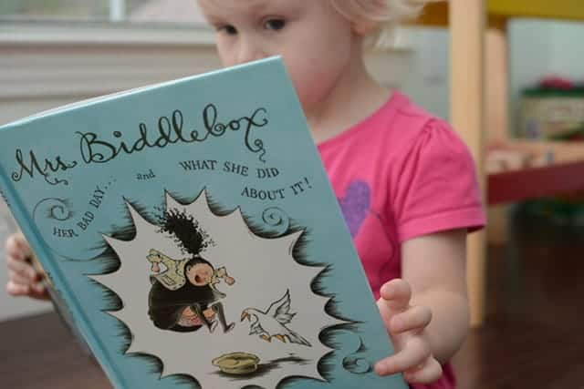Not just a great story for bedtime
