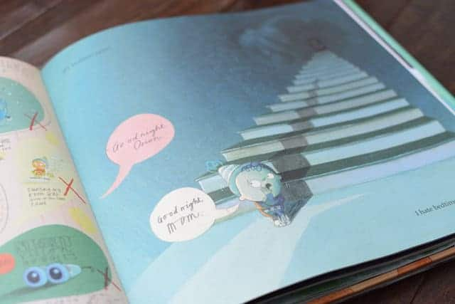 Confront your child's fears with this bedtime story