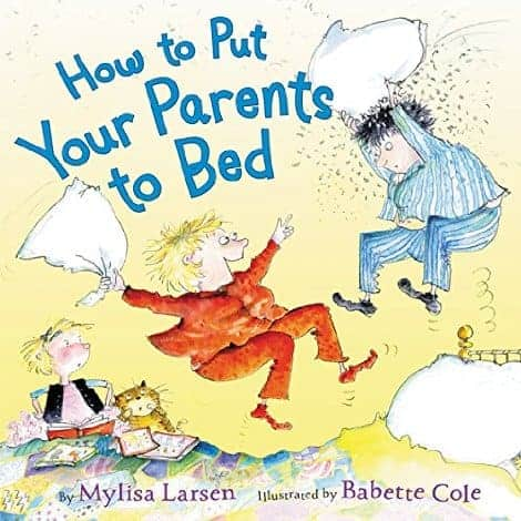 Ease bedtime stress with a role reversal