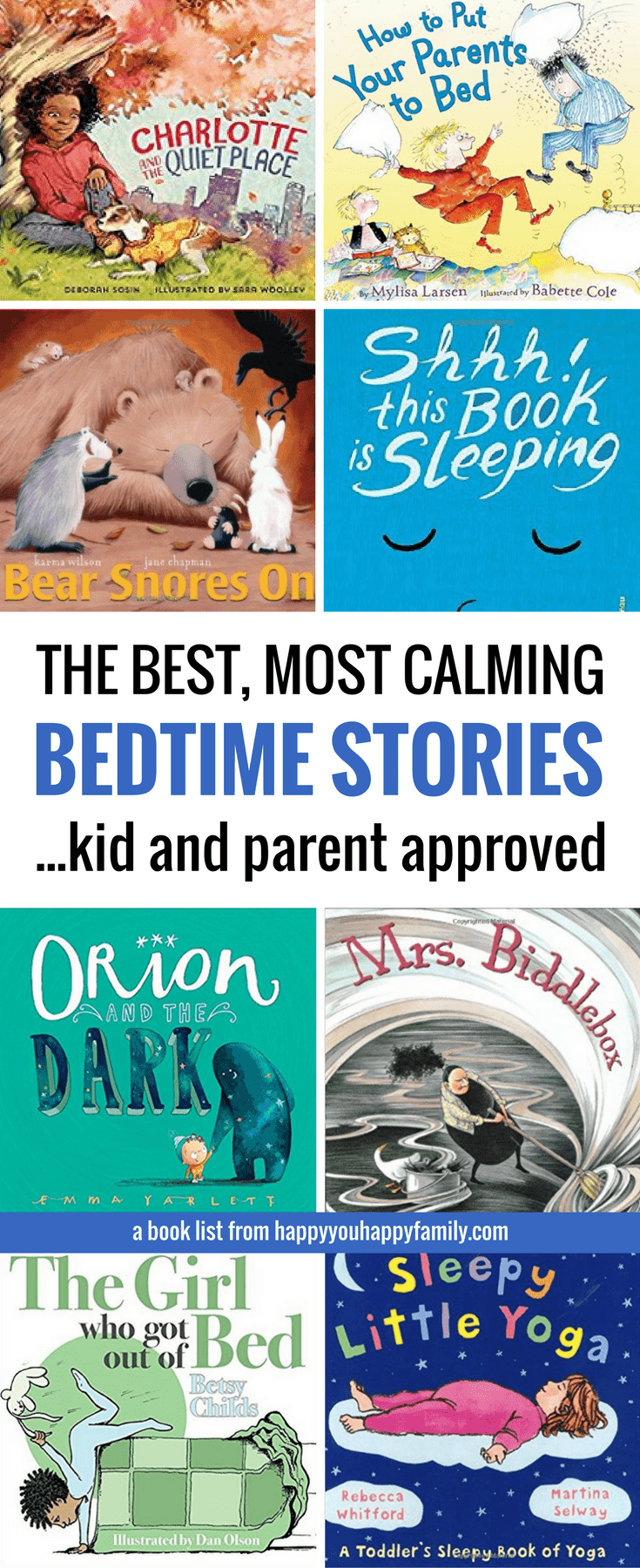 35bc7c5f3e97 10 Calming Bedtime Story Books for Kids Who Fight Sleep