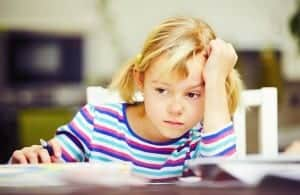 The Hidden Danger of Nightly Homework Battles