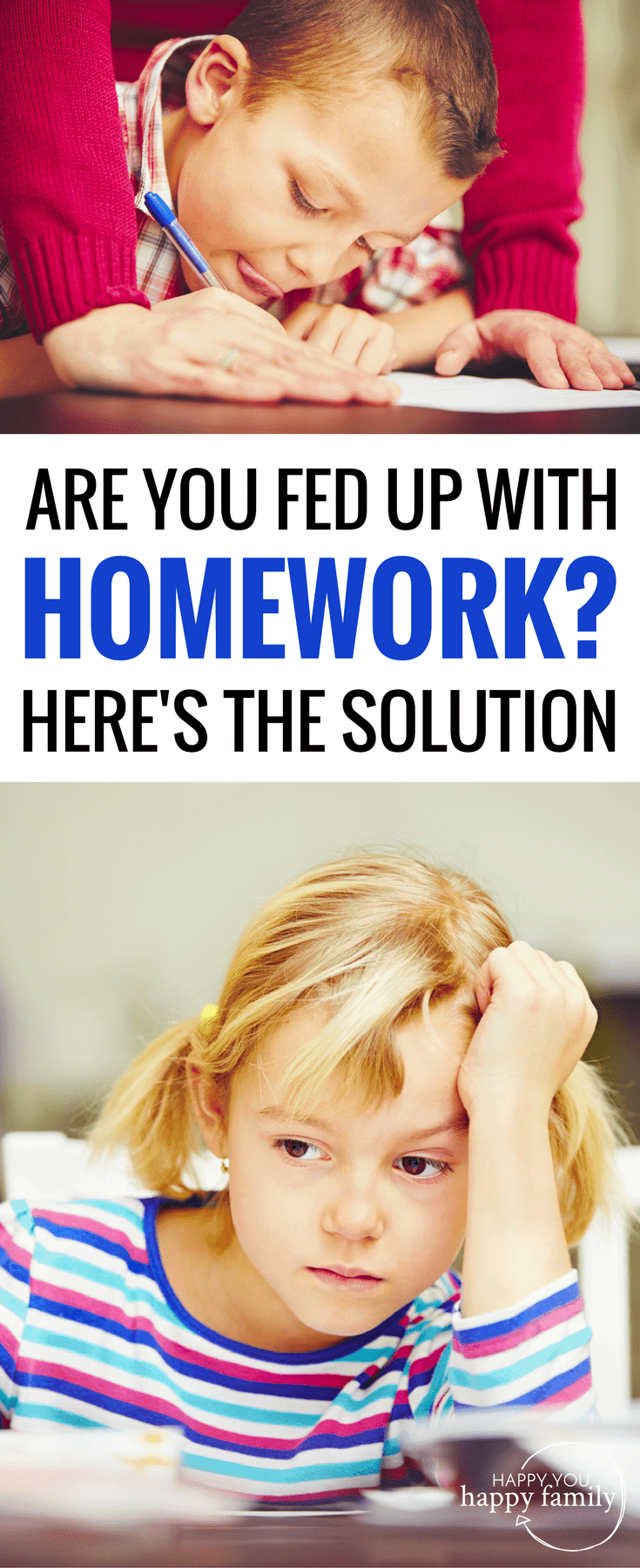 The Hidden Danger of Nightly Homework Battles