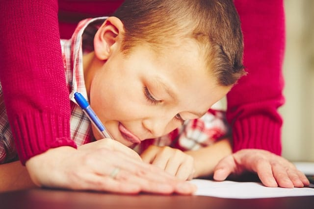 The Real Reason for Elementary School Homework? Parents