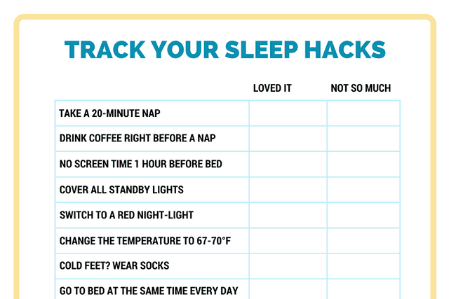 how to get to sleep super fast