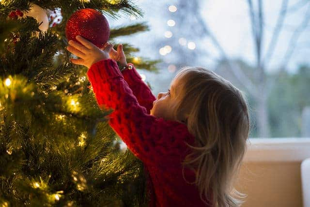 What kids need isn't more stuff in their stockings