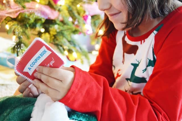 This kids' coupon book is the ultimate experience gift for kids