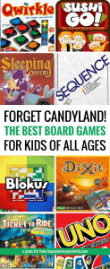 Forget Candyland! This Is the Best List of Board Games for